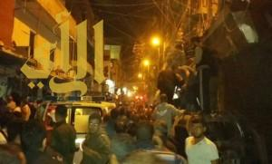 انفجاران يهزان معقل حزب الله في الضاحية الجنوبية