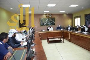 لجنة الطوارئ الرئيسية بصحة عسير تعقد اجتماعها الدوري