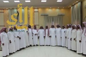 تكريم رئيس بلدية الصبيخة السابق والجديد