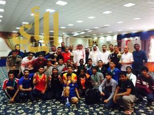 شباب الترجي يتوجون ببطولة السعودية للملاكمة