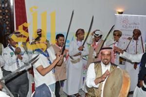 رابطة رواد كشافة الاحساء تعرض تجربتها التطوعية على دول الخليج العربي