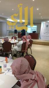 40 طالبا في برنامج الحوار الطلابي بتعليم عسير