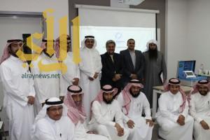 """كلية الشرق العربي تنظم دورةً تدريبية في المختبرات المحوسبة بالتعاون مع """"ساتيك"""""""