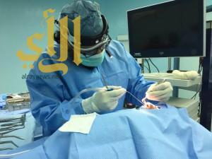 إجراء أول 9 عمليات كبرى والكشف على اكثر من 180 حالة بمستشفى بللحمر العام