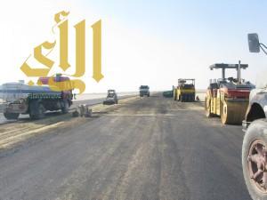 أمانة الشرقية تجري أعمال تطويرية في ضاحية الملك فهد بالدمام