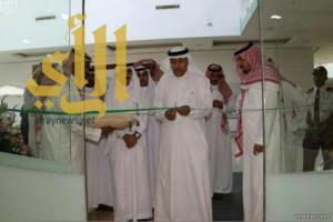 افتتاح مكتب الأحوال المدنية بالعزيزية جنوب الرياض