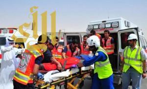 الهلال الأحمر باشر 176 الف حالة في الرياض العام الماضي