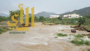 """مدني """" عسير """" يصدر بياناً بشأن الأمطار ليوم الخميس"""