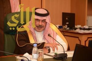 أمير الباحة يترأس إجتماعاً لمناقشة تصاميم مشروع القرية التراثية