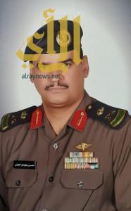 الجهني مديرا للدفاع المدني بمنطقة المدينة المنورة