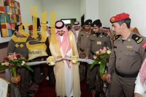 أمير عسير يرعى حفل افتتاح مبنى البيت العائلي بسجن أبها
