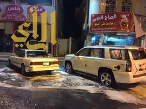 استشهاد مقيم يمني في سقوط قذيفة على نجران