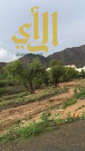 """مدني """"عسير"""" يصدر بياناً بشأن الأمطار لهذا اليوم الجمعة"""