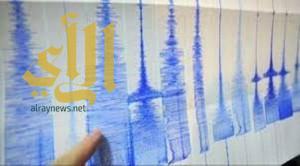 زلزال بقوة 6.8 درجات في تشيلي