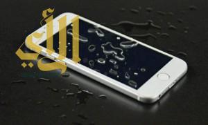 آبل تسجل براءة اختراع لنظام يحمي أجهزتها من الماء