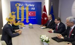 أوربا تقدم 3 مليارات يورو لتركيا لاحتواء أزمة المهاجرين
