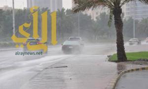 الارصاد .. فرصة لهطول أمطار على القصيم وحائل و حفر الباطن