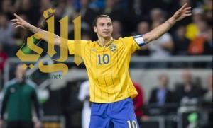 ابراهيموفيتش يعتزل دوليا بعد كأس أوروبا