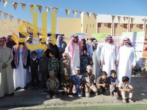 ابتدائية الإمام النووي تختتم أنشطتها الطلابية وتكرم المتميزين