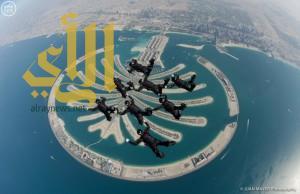أخضر الرياضات الجوية يشارك في بطولة العالم بدبي