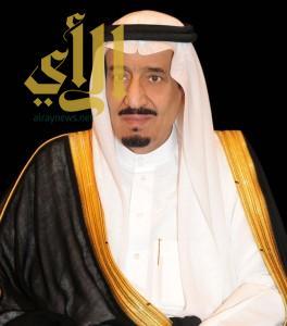 الملك سلمان يتلقى برقيات عزاء من أمير الكويت وولي عهده ورئيس مجلس الوزراء في وفاة الأمير مشعل
