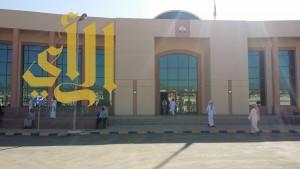 جوازات منطقة نجران تباشر عملها في المبنى الجديد