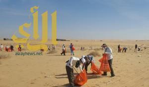 كشافة القصيم تُطلق المشروع الكشفي الوطني لنظافة البيئة وحمايتها
