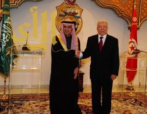 الجبير: المملكة وتونس تتبنيان استراتيجية موحدة لمواجهة الإرهاب