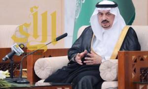 نيابة عن خادم الحرمين.. أمير الرياض يرعى حفل سباق الخيل السنوي الكبير.. السبت