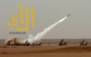 """الدفاع الجوي يتصدى لصاروخ """"سكود"""" قبل وصوله لنجران"""