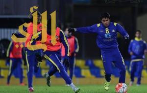 تأكد غياب الجبرين والفريدي عن النصر أمام الخليج