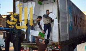 الحملة السعودية توفر 450 ألف حقيبة مدرسية لأبناء اللاجئين السوريين