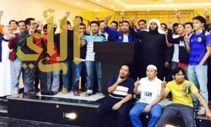 تعاوني البديعة يعلن إسلام 160 شخصا خلال شهر صفر
