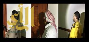 شرطة الرياض تقبض على 3 مواطنين أطلقوا النار ابتهاجاً بعودة ابنتهم