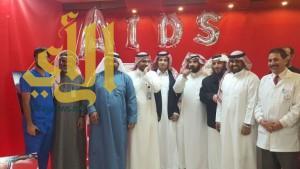 الاحتفال بفعاليات اليوم العالمي للإيدز بمستشفى سراة عبيدة