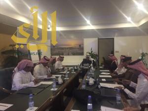 أمين الشرقية يعقد الاجتماع الثاني مع الأمارة والمرور والنقل والمياه