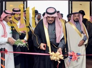 أمير الباحة يدشن مشاريع تنموية بمحافظة القرى