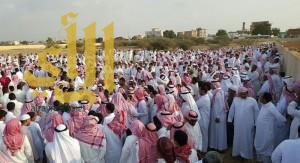 جموع غفيرة تشيع الشهيد المباركي بصامطة