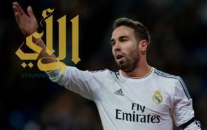 داني كارفاخال أحدث ضحايا الإصابات في ريال مدريد