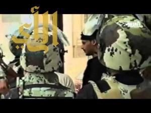 بالفيديو.. العملية الأمنية لقتل المطلوب صالح العوفي