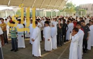 «تعليم الرياض» يلغي الطابور الصباحي ابتداء من الغد