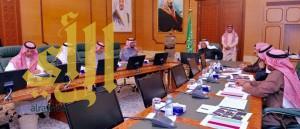 أمير الباحة يترأس إجتماع مؤشرات قياس أداء محافظي المحافظات
