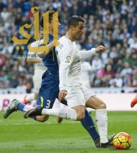 ريال مدريد يسحق خيتافي برباعية