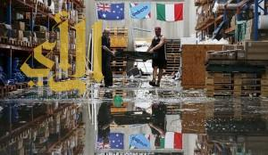إعصار نادر يجتاح سيدني ويلحق أضراراً بالمنتجعات