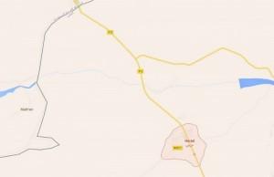 قوات الرئيس هادي تسيطر على مدينة حرض