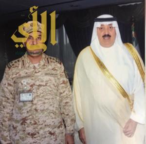 العميد آل شري مديرا لإدارة الامداد والتموين بالحرس الوطني