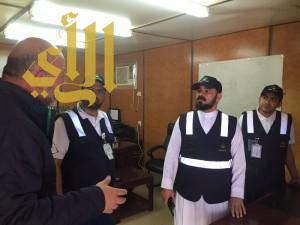 """""""الهبدان"""" يتفقد سير العمل بالمستشفيات الحدودية"""