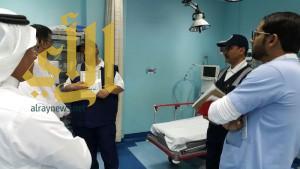 مستشفى محايل العام ينظم دورة عن الكوارث والأزمات