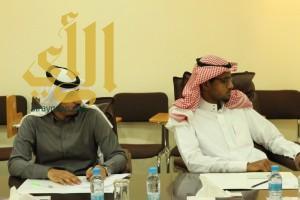 لجنة التعليم الأهلي والتدريب تعقد أول اجتماعٍ لها بغرفة الخرج