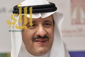 سلطان بن سلمان: خادم الحرمين الراعي والداعم لقضية الإعاقة على مدى 30 عاماً